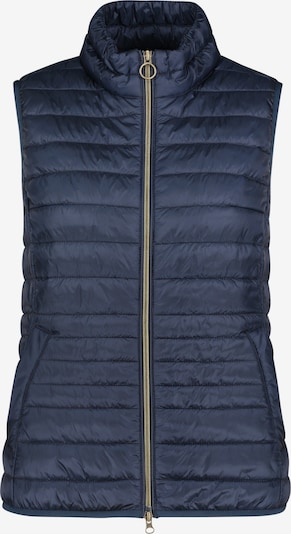 Betty Barclay Bodywarmer in de kleur Donkerblauw, Productweergave