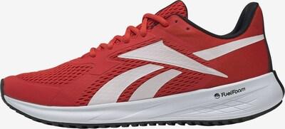 REEBOK Sportschuh in rot / schwarz / weiß, Produktansicht