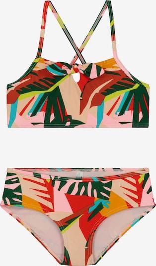 Shiwi Bikini 'Frangipani' in mischfarben, Produktansicht