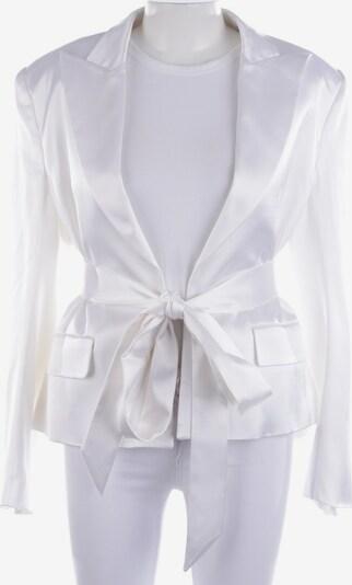 Alexandre Vauthier Blazer in L in weiß, Produktansicht