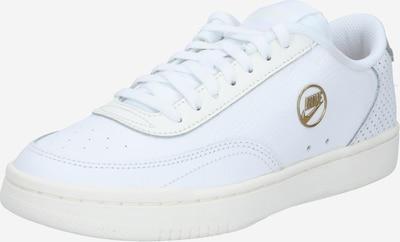 Nike Sportswear Zapatillas deportivas bajas 'Court Vintage PRM' en oro / blanco, Vista del producto