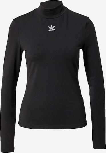 Tricou ADIDAS ORIGINALS pe negru / alb, Vizualizare produs