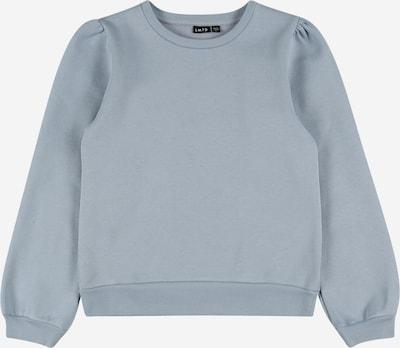 LMTD Sweatshirt in rauchblau, Produktansicht