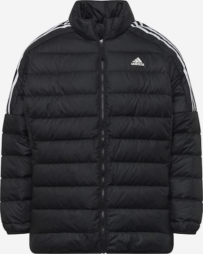 ADIDAS PERFORMANCE Športna jakna | črna / bela barva, Prikaz izdelka