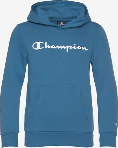 Champion Authentic Athletic Apparel Sweatshirt in rauchblau / weiß, Produktansicht