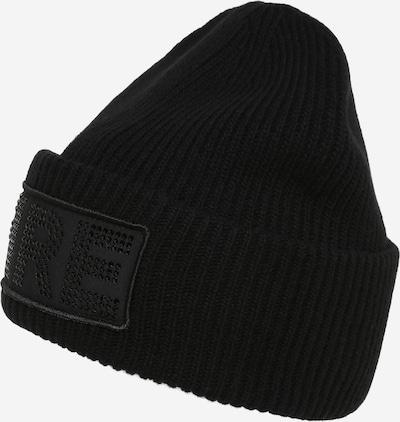 Bogner Fire + Ice Bonnet 'SIRIN' en noir, Vue avec produit