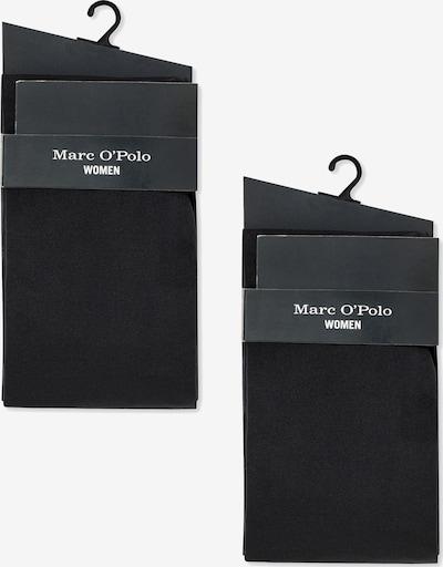 Marc O'Polo Bodywear Blickdichte Strumpfhosen ' 2-Pack Black Fashion ' in schwarz, Produktansicht