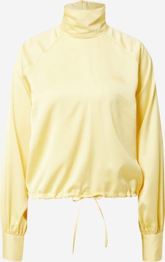 Crās Blouse 'Lucky' in de kleur Geel, Productweergave