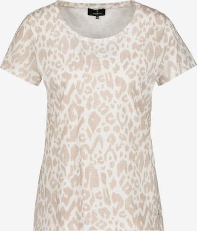 monari Shirt in sand / weiß, Produktansicht
