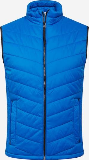 TOM TAILOR Bodywarmer in de kleur Blauw / Zwart, Productweergave