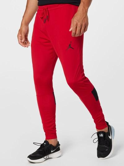 Jordan Nohavice - červená / čierna, Model/-ka
