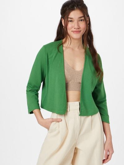 GERRY WEBER Jacke im Bolerostil in grün, Modelansicht