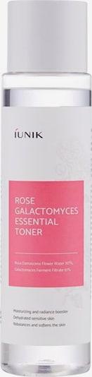 iUnik Toner 'Rose Galactomyces Essential' in transparent: Frontalansicht