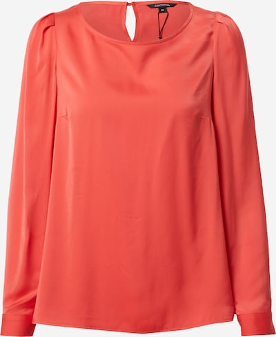COMMA Bluse in rot, Produktansicht