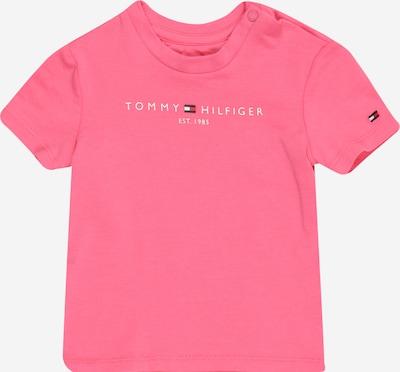 TOMMY HILFIGER T-Shirt in pink / weiß, Produktansicht