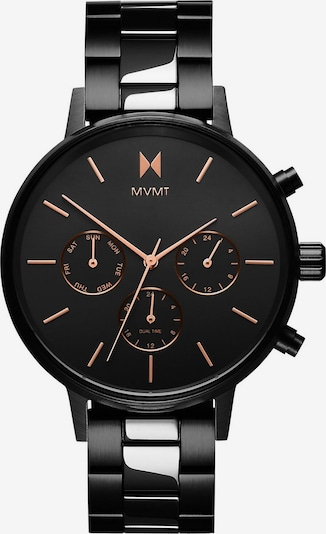 MVMT Damen-Uhren Analog Quarz ' ' in silber, Produktansicht