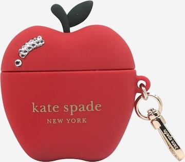 Kate Spade Prívesky na kľúče 'Airpod Pro Case' - Červená