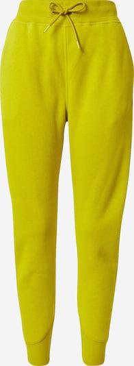 G-Star RAW Pantalon 'Premium' en citron, Vue avec produit