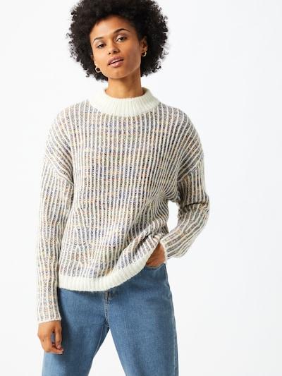 Megztinis iš OBJECT , spalva - mišrios spalvos, Modelio vaizdas