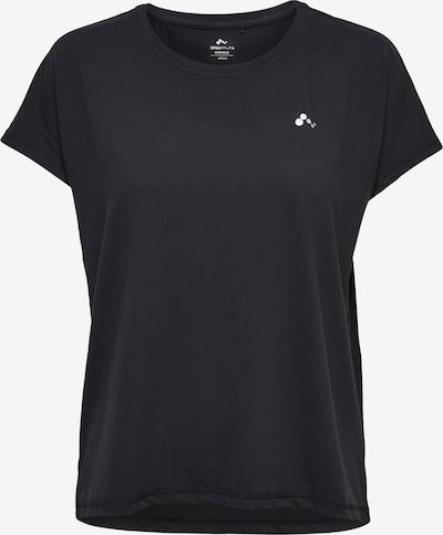 Only Play Curvy Sportshirt 'AUBREE' in schwarz, Produktansicht