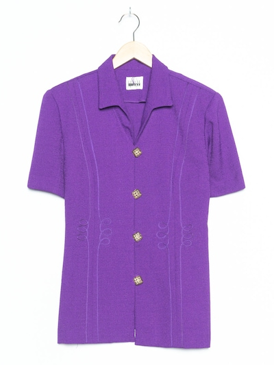Leslie Fay Blazer in L in lila, Produktansicht