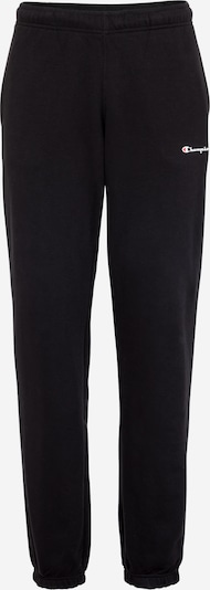 Champion Authentic Athletic Apparel Hose 'Elastic Cuff Pants' in schwarz, Produktansicht