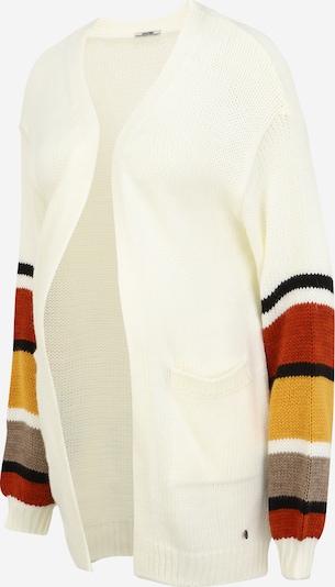 Geacă tricotată LOVE2WAIT pe mai multe culori / alb murdar, Vizualizare produs