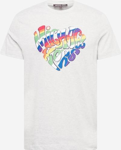 Tricou 'PRIDE' Michael Kors pe mai multe culori / alb amestacat, Vizualizare produs