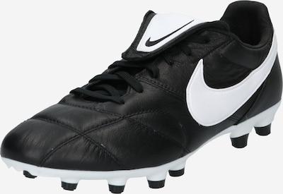 NIKE Chaussure de foot 'Premier II' en noir / blanc, Vue avec produit