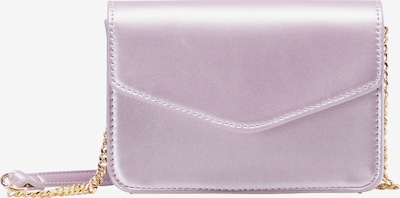 myMo at night Clutch in lila, Produktansicht
