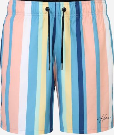HOLLISTER Plavecké šortky - modrá / svetlomodrá / svetložltá / koralová / biela, Produkt
