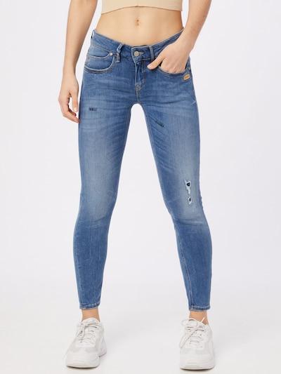 Gang Jeans 'MISS FAYE' in de kleur Blauw denim, Modelweergave