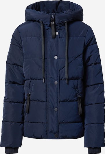 Q/S by s.Oliver Between-Season Jacket in marine blue, Item view