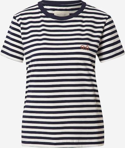 Esmé Studios T-Shirt 'Fiona' in saphir / weiß, Produktansicht
