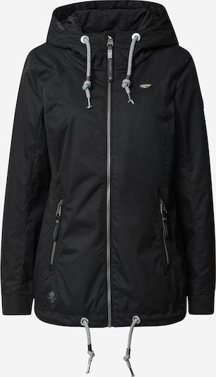 Ragwear Jacke 'Zuzka' in schwarz, Produktansicht