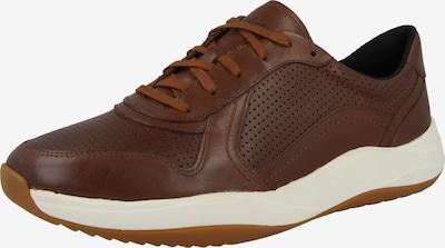CLARKS Sneaker in braun, Produktansicht