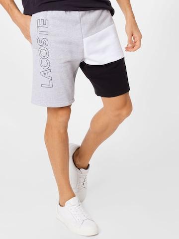 LACOSTE Pants in Grey