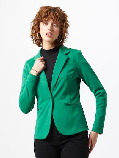 Švarkas 'Kate' iš ICHI , spalva - žolės žalia, Modelio vaizdas