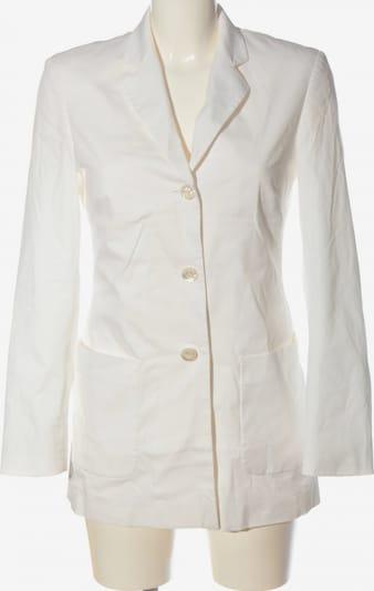 CERRUTI 1881 Long-Blazer in S in weiß, Produktansicht
