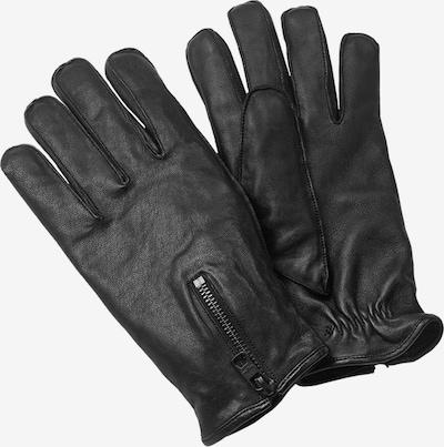 tigha Handschuhe  ' Garner ' in schwarz, Produktansicht