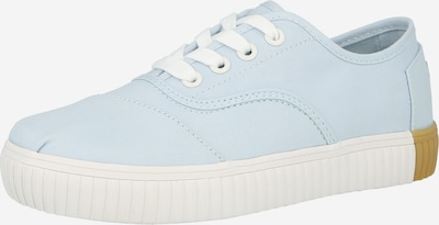Sneaker low 'CORDONES' TOMS pe albastru deschis, Vizualizare produs
