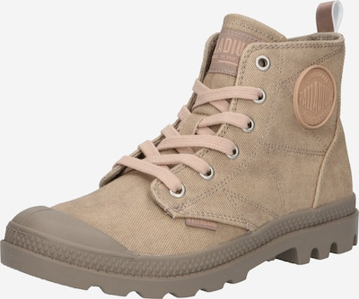 Palladium Lace-up boot 'PAMPA' in Brown, Item view