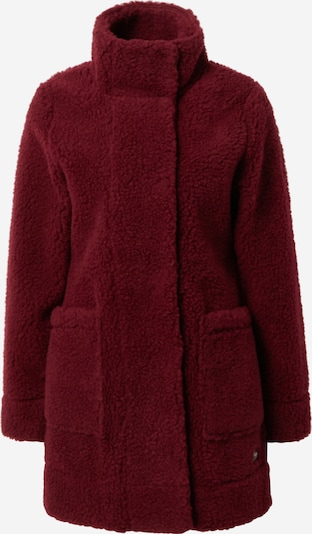 Bergans Winter coat in wine red, Item view