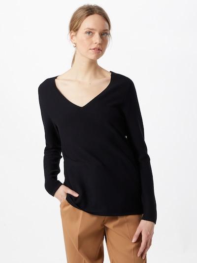 ESPRIT Pullover in schwarz, Modelansicht