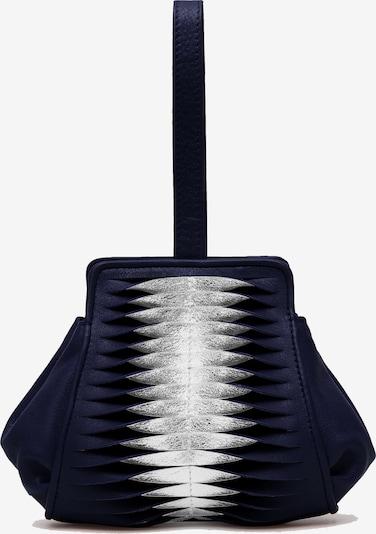 Gretchen Abendtasche 'Tango Mini Pouch Ray' in nachtblau / silber, Produktansicht