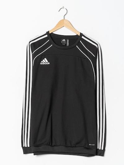 ADIDAS Sweatshirt in M-L in schwarz, Produktansicht