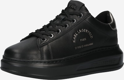 Sneaker low 'KAPRI' Karl Lagerfeld pe negru, Vizualizare produs