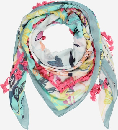 LIEBLINGSSTÜCK Tørklæde 'MiaL' i blå / blandingsfarvet, Produktvisning