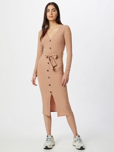 NEW LOOK Kleid in braun, Modelansicht