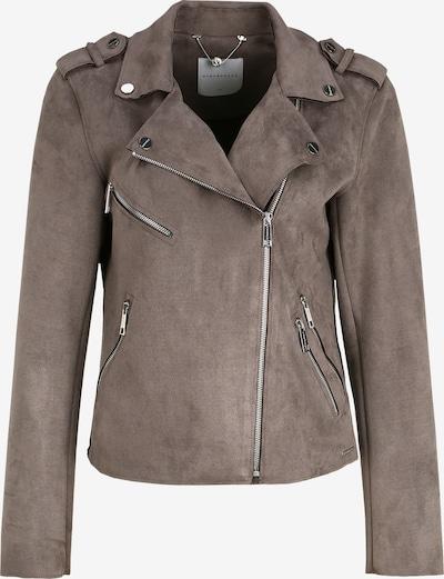 RINO & PELLE Bikerjacke 'Balou' in grau, Produktansicht